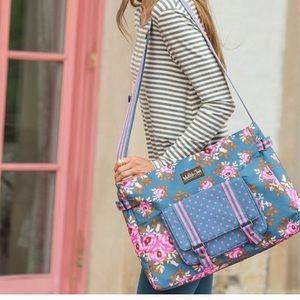 "NWT Matilda Jane "" Carry it off"" Messenger Bag"